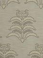 Robert Allen fabric pattern- nehru- greystone