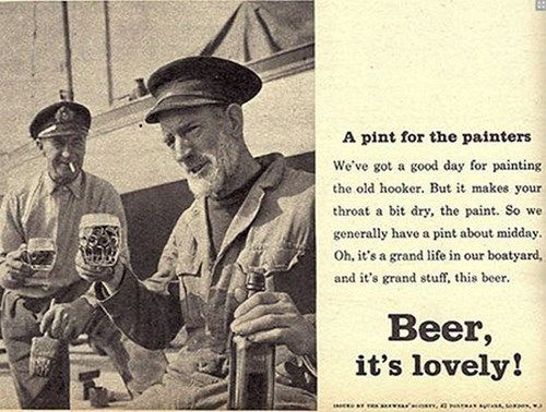 Beer, It Truly Is Lovely
