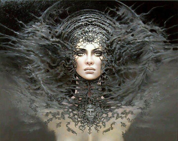 Winter Queen  Karol Bak