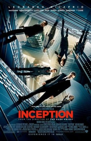 Inception Leonardo DiCaprio Movie Poster Masterprint at AllPosters.com