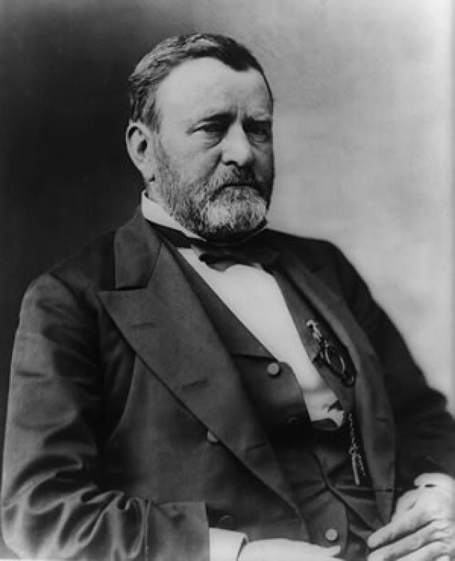 What Happened in America Between 1871 and 1880?: Ulysses S Grant, Seventeenth President of the United States