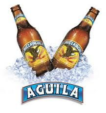 Cerveza Aguila  $1.500