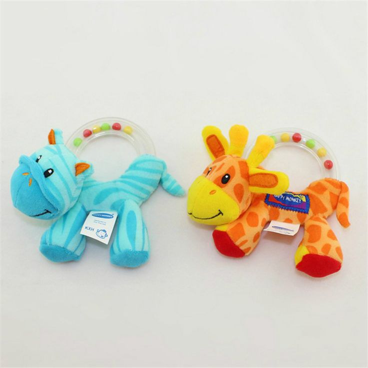 2016 Hot Sale Giraffe Baby Toys Rattle Plush Baby Toys Rattle Beads kid toys //Price: $US $2.82 & FREE Shipping //     #toyz24