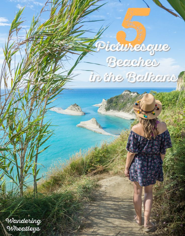 5 Picturesque Beaches in the Balkans: From Croatia, Albania, Montenegro, and Greece, here is a collection of our favorite beaches in the Balkans!