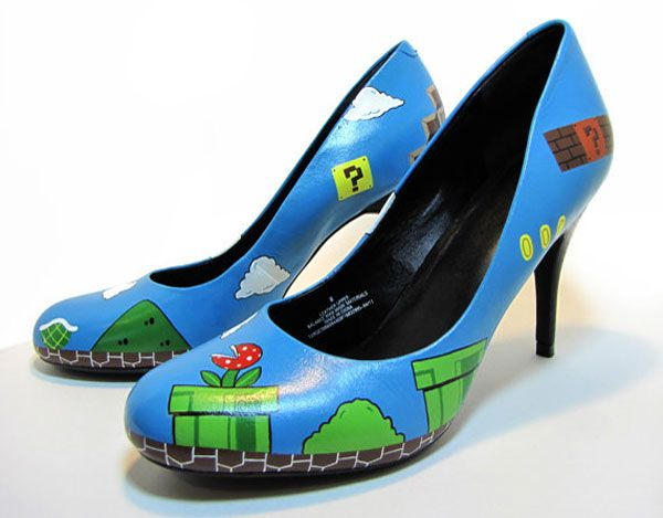 I would wear them. I would.