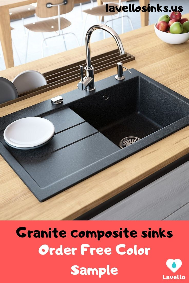 31 Granite Composite Drop In Single Bowl Kitchen Sink With