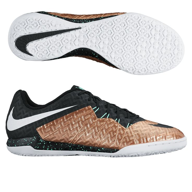 The awesome upper on the Nike HypervenomX Finale indoor soccer shoes will help you dance your way through the defense. Order your Nike indoor soccer shoes today at SoccerCorner,com.  http://www.soccercorner.com/Nike-HypervenomX-Finale-IC-Indoor-Soccer-Shoes-p/si-ni749887-903.htm