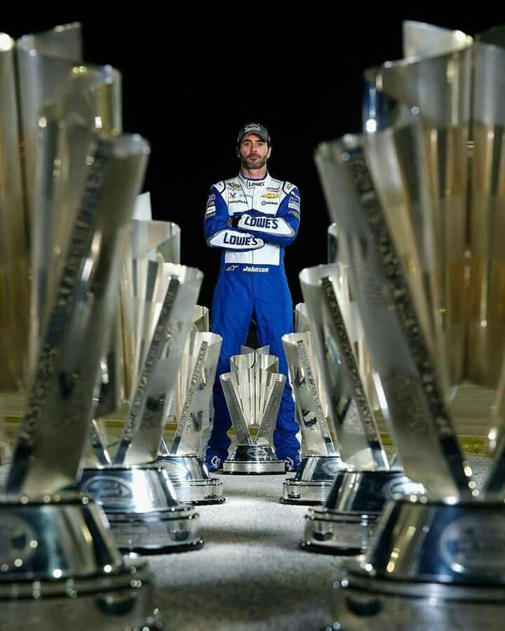 NASCAR Champion 7 different times Jimmy Johnson