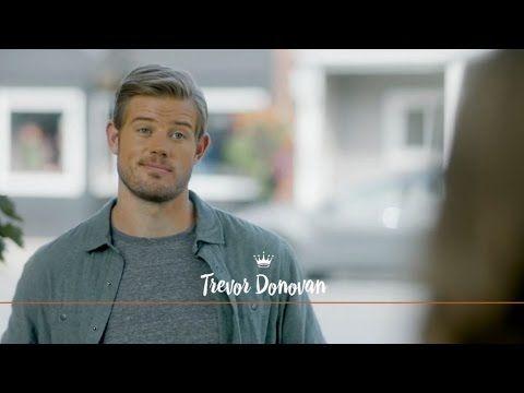 """Love on a Limb"" starring Trevor Donovan"