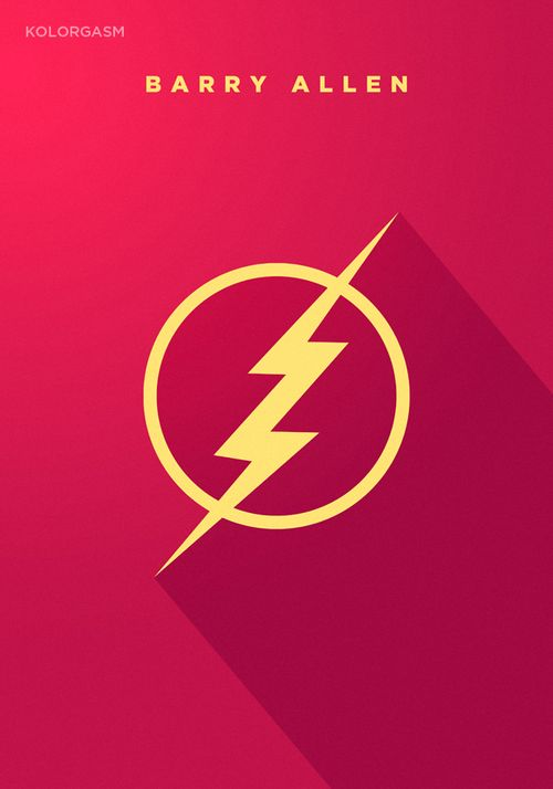 The Flash - Kolorgasm