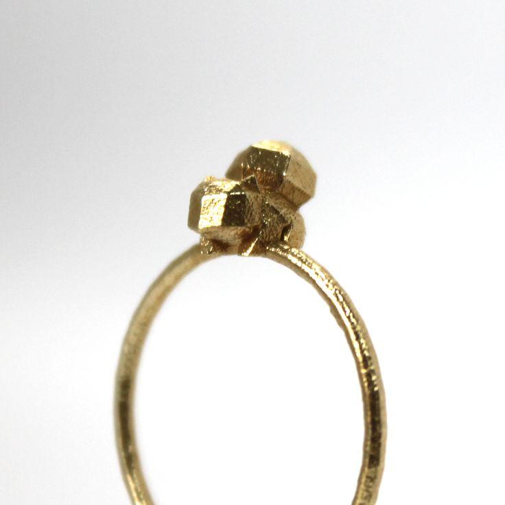 Tiny Bulbasaur ring