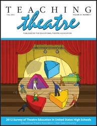 Teaching Theatre Journal. So many really good resources, articles, etc.