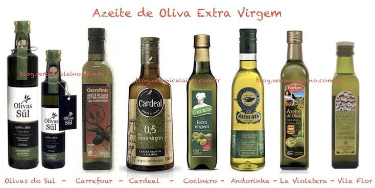 Fraude do Azeite de Oliva Extra Virgem   Nutrição, saúde e qualidade de vida