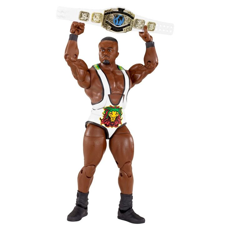 Wwe Elite Collection Big E Figure - Series #32
