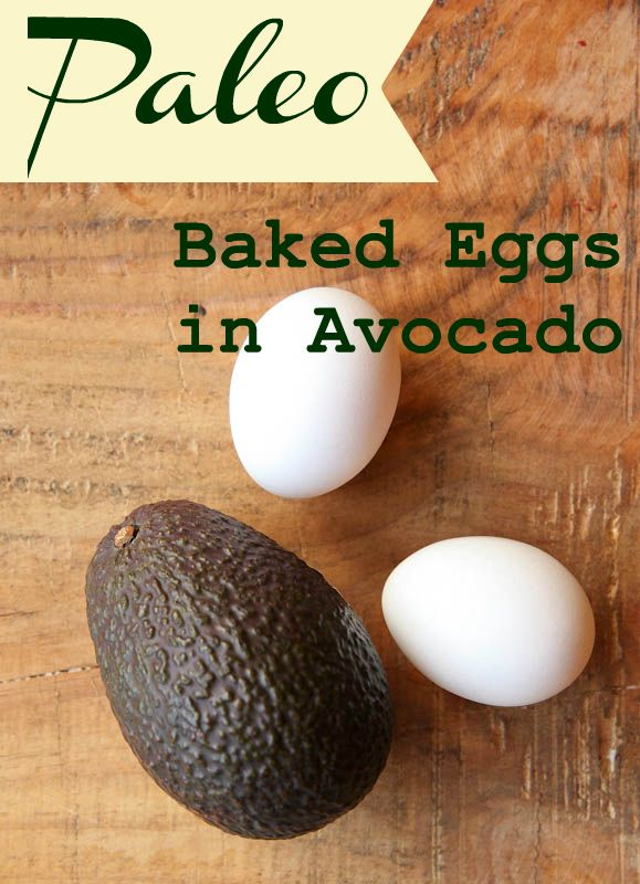 If you follow a grain-free Paleo diet, or just like to start your day with a protein boost, this easy recipe is for you!  Try eggs baked in an avocado for breakfast.