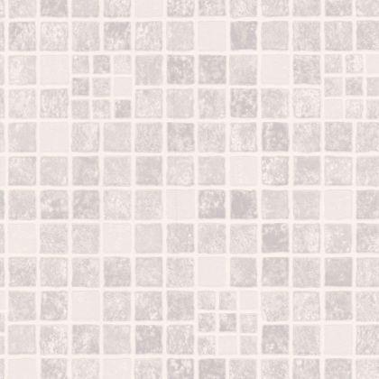 Kitchen and Bathroom Wallpaper - Earthen Mid Grey