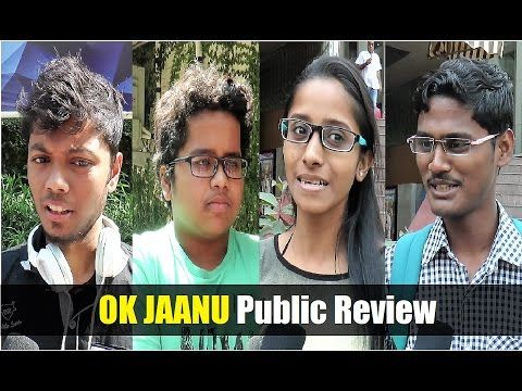 WATCH Public Review of OK JAANU | Aditya roy Kapur, Shraddha Kapoor. Click here to see the full video >>> https://youtu.be/4cNiJtouhZQ #okjaanu #bollywood #bollywoodnews #bollywoodnewsvilla