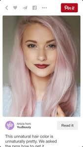 Image Result For Loreal Smokey Pink Pastels Hair Dye Uk