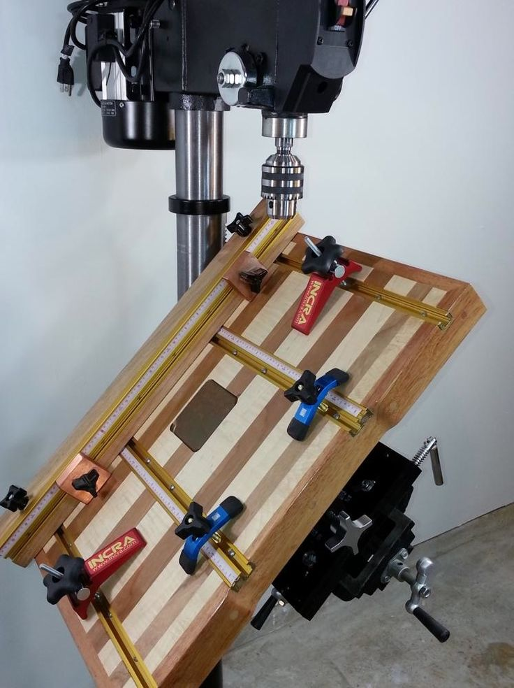 227 Best Images About Homemade Drill Presses And Drilling