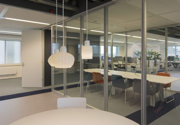 interieurontwerp door SVDK  interieurarchitecte(n)  kantoorruimte