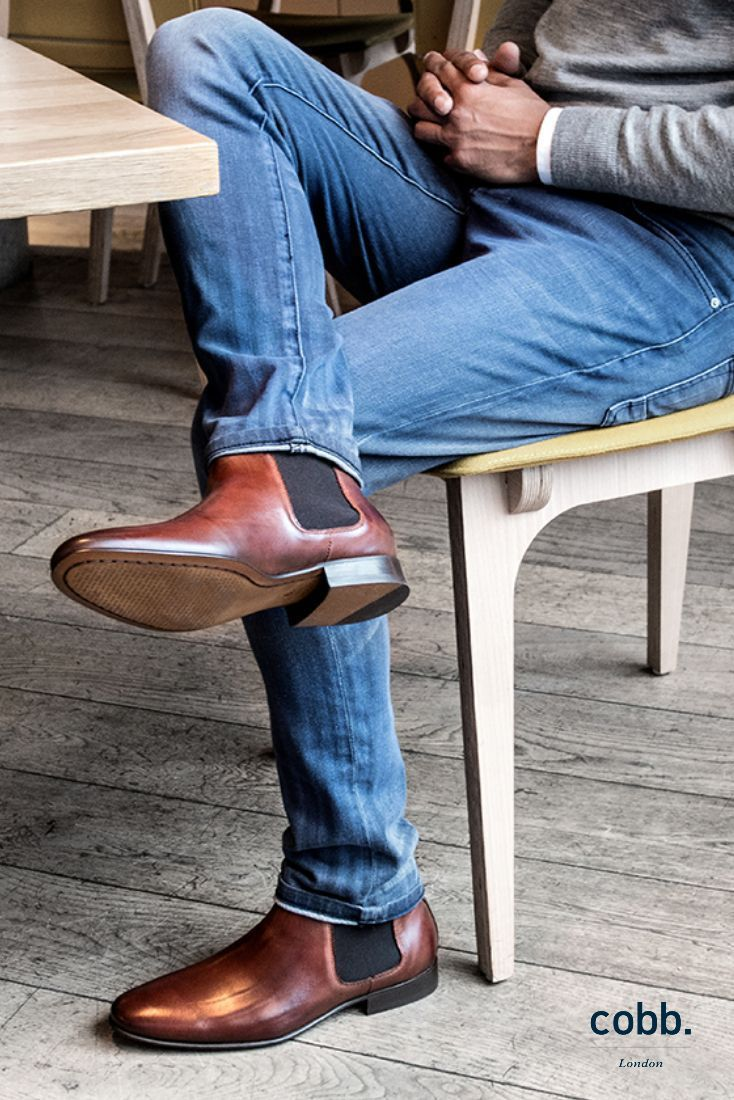 6 Chelsea Fashion Chelsea Boots Outfit Brown Casual Shoes Boots Outfit Men