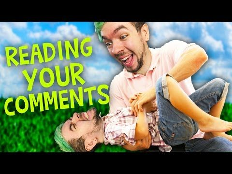 ARE YOU TICKLISH?| Reading Your Comments #95 - YouTube