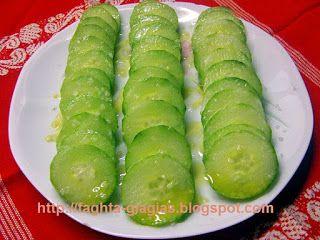 Αγγούρι σαλάτα