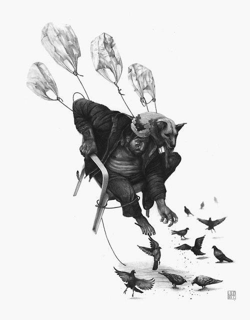Illustration by Bayo