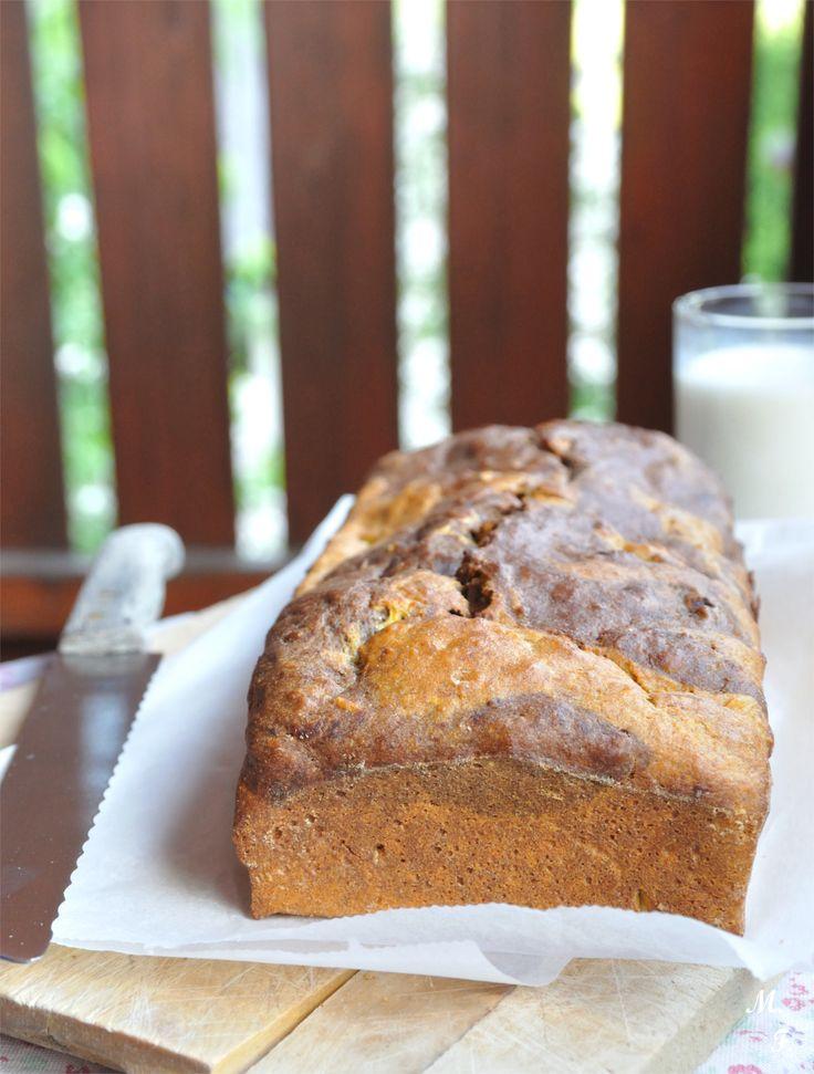 Bananenbrot ohne Zucker und Butter - der wohl gesündeste Kuchen der Welt!