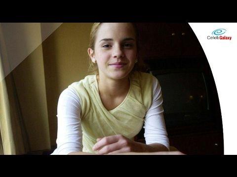 Rare Photos of Emma Watson