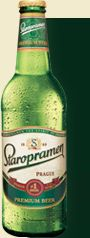 Prague's genuine Czech lager in Premium, Granat, Dark and varieties