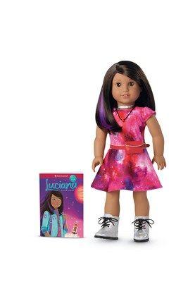 American Girl Debuts New Doll, an Aspiring Astronaut Named Luciana