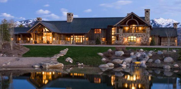 160 best images about maisons de r 234 ve en bois on house design architecture and log