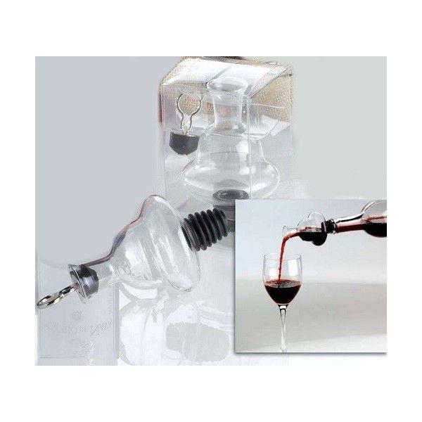¿Verdad que siempre manchamos el mantel con una gotita de vino? Pues con este Oxigenador de Vino se acabó. Regálalo el día de tu boda y verás como te lo agradecen. #manchasdeVino #oxigenadordeVino #regalosdeboda #regalosdeBodaOriginales #regalosOriginales