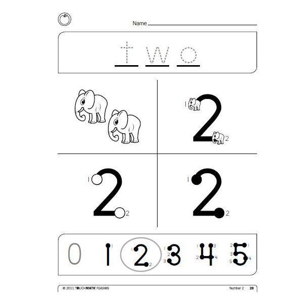 85 best Touch math images on Pinterest | Touch math, Kindergarten ...