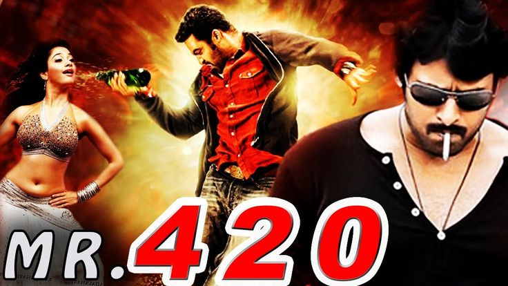Mr. 420 (2016) | Latest Hindi Dubbed Full Action Movie  Romantic  Full H...