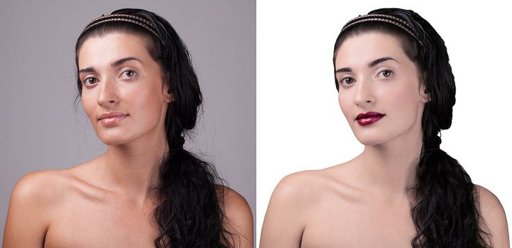 Photo Retouching Services: Before - After Gallery