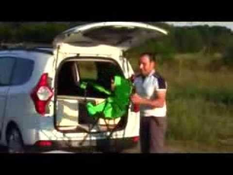 Dacia Lodgy camping