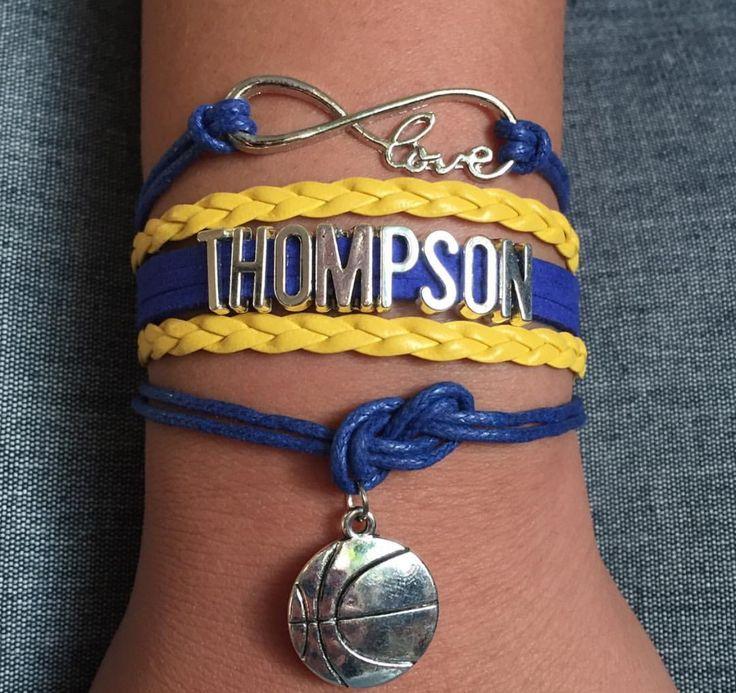 Klay Thompson bracelet