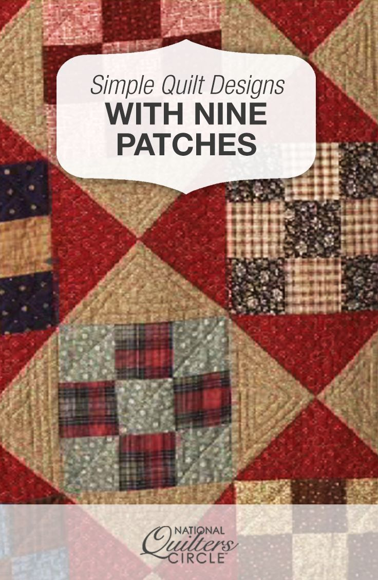 Designing Your Own Nine Patch Quilt Pattern