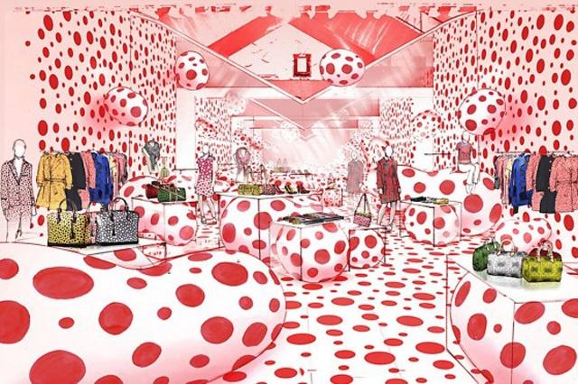 Louis Vuitton and Yayoi Kusama
