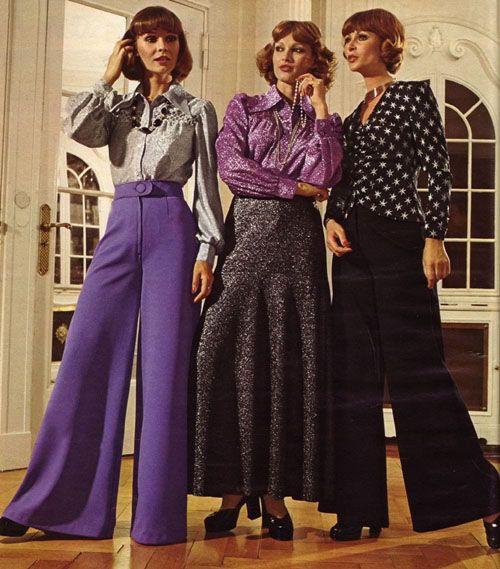 70's kleding uit de jaren 70