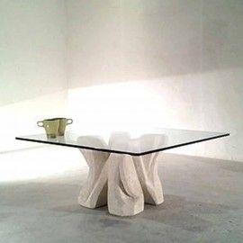 ACRUX Tavolino 90x90