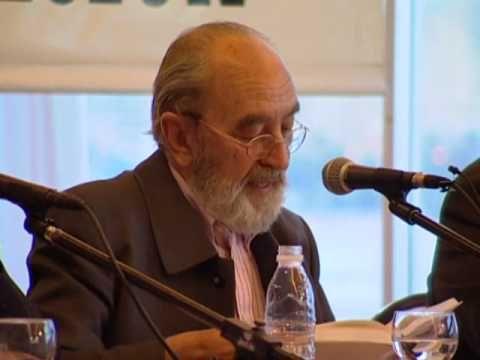 Vídeo. Poema: Me basta así. Ángel González. Recital poético. Poesía Española Contemporánea. Biblioteca Virtual Miguel de Cervantes.