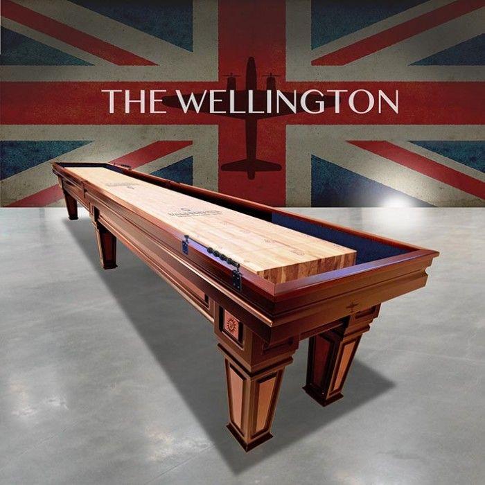 Wellington Shuffleboard | The Games Room Company