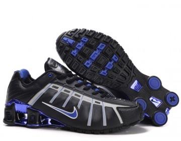 separation shoes 4c4af 9e47f Nike Shox NZ 3 OLeven Mens Running Shoes - Black ...