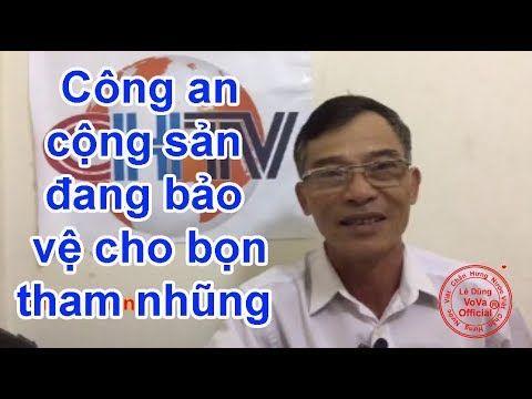 Công an và anhninh cộngsản Việt Nam đang bảo vệ cho bọn tham nhũng pháhoại đất nước - YouTube