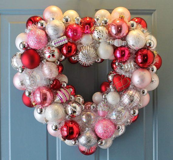 Valentine Wreath, Heart Wreath SOLD