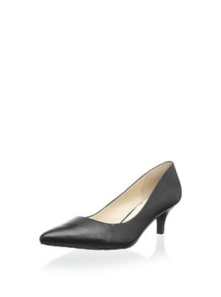 41% OFF Rockport Women's Hecia Pump (Black pebbled)