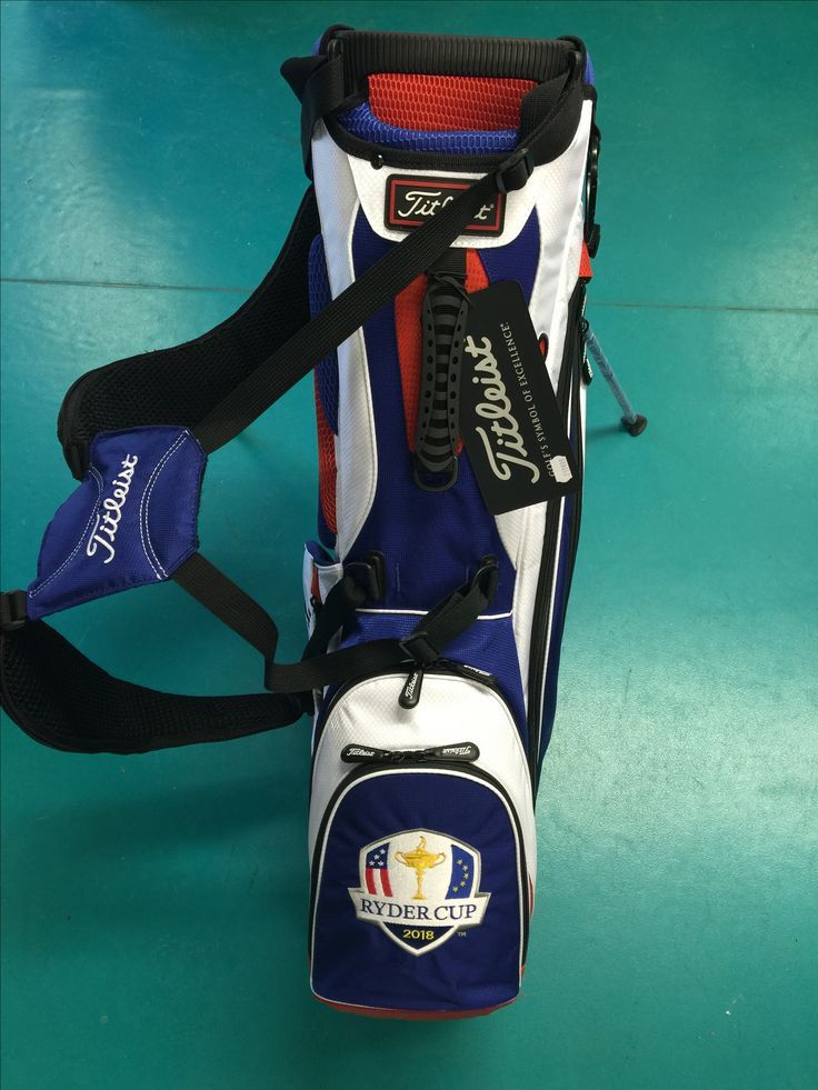 Sac portable ryder cup 2018 Titleist